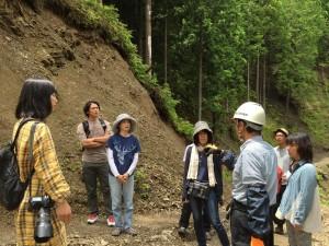 静岡県木のソムリエツアー第1回