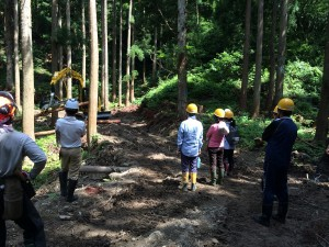 富山県木のソムリエツアー第2回