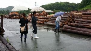 福岡県木のソムリエツアー